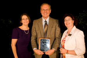 Jeff Kornacki receives IAFP award
